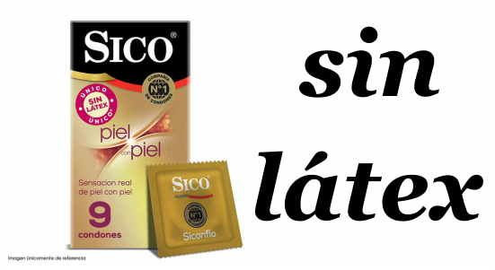 Condones sin latex