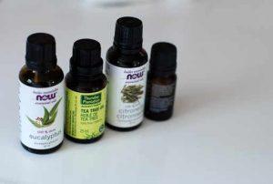 Aceites esenciales para ahuyentar de moscos