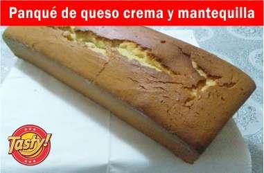 Pan de queso crema