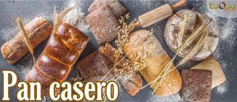 Recetas para hacer pan casero