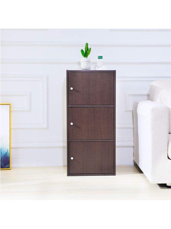 Gabinete con puertas magneticas