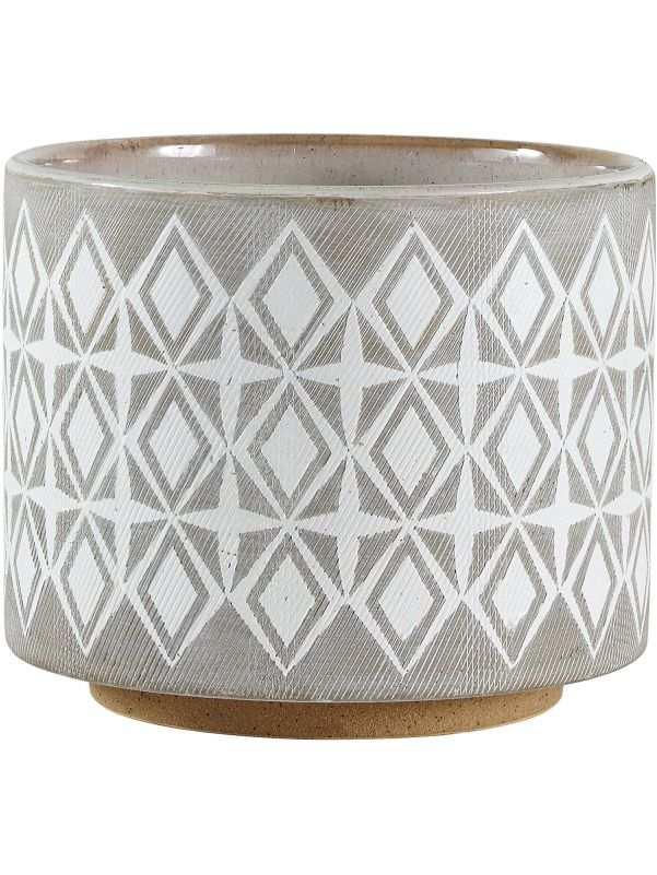 Maceta mediana de ceramica