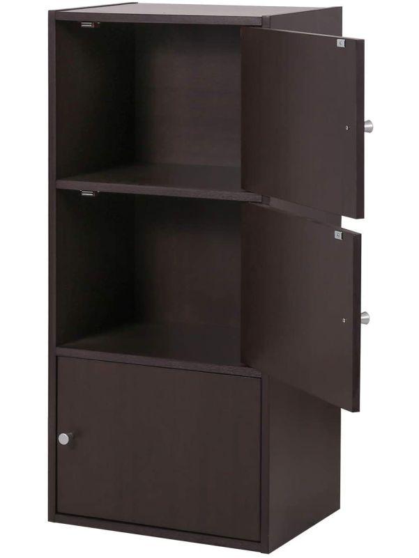 Mueble con puertas magneticas