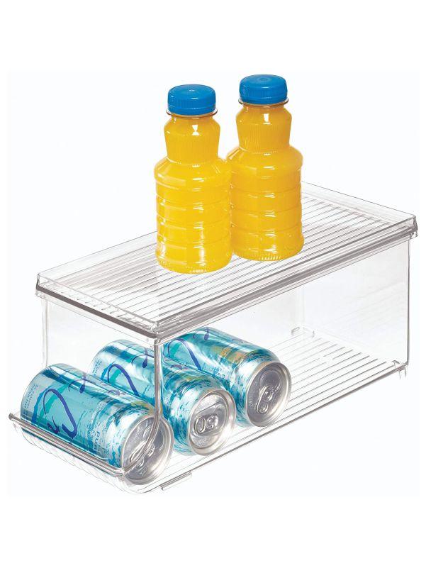 Organizador para latas de refresco