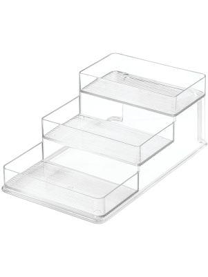 Organizador transparente para cocina