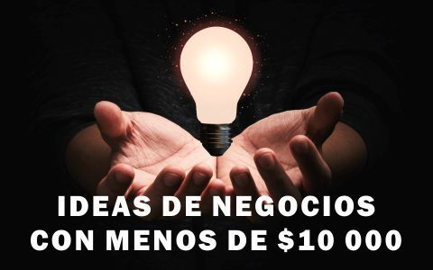 Ideas de negocios con menos de 10000