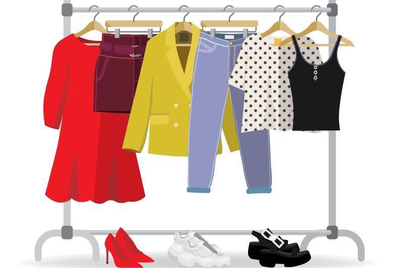 Vender ropa